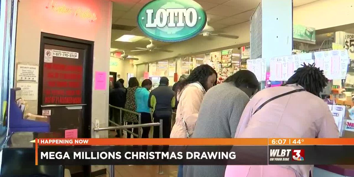 Mississippians hope to win Mega Millions Jackpot on Christmas Day
