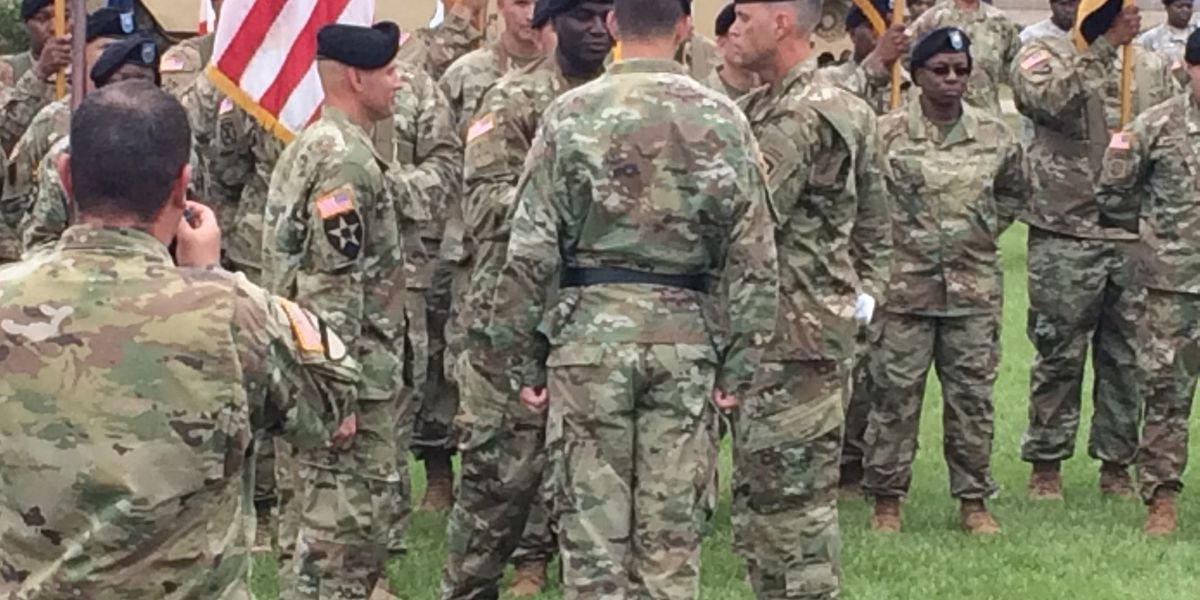 Shelby training brigade has new commander