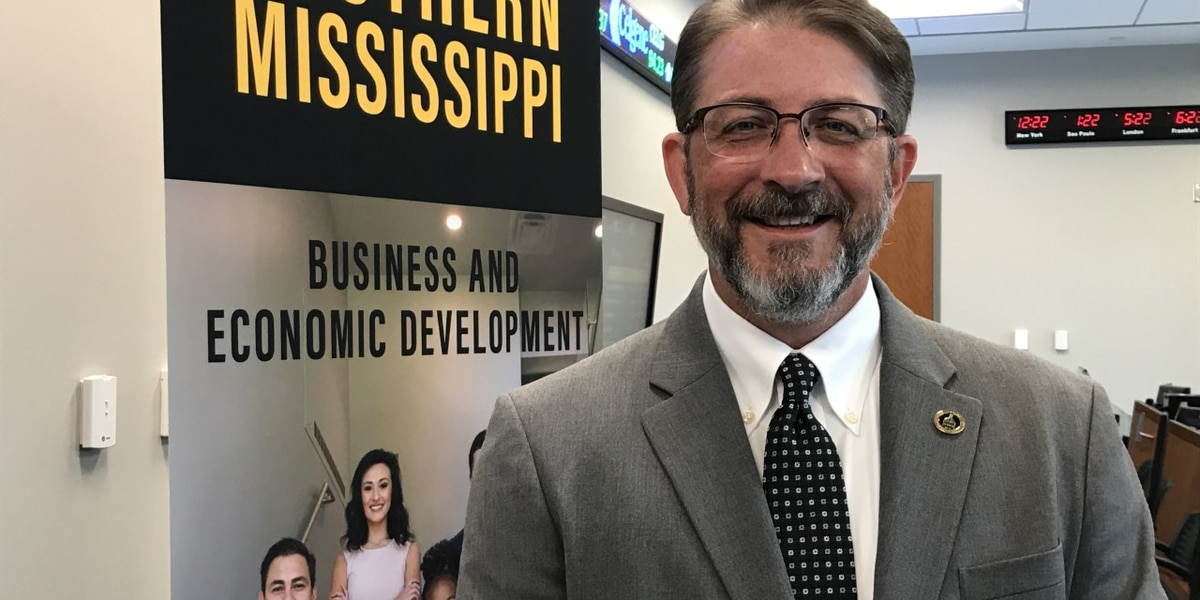 USM grad new head of Southern Miss business school