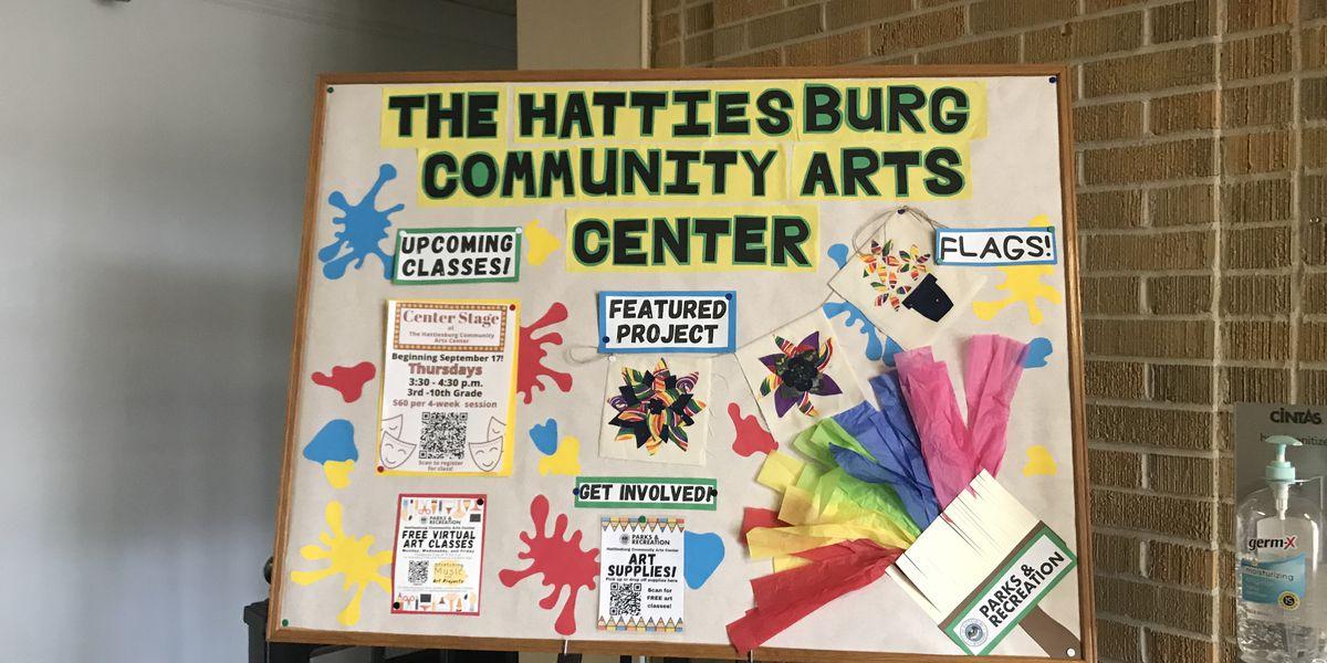Hattiesburg Community Art Center offers virtual classes