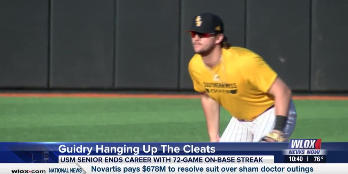 Southern Miss' Matt Guidry calls it a career, says goodbye to Eagle fanbase