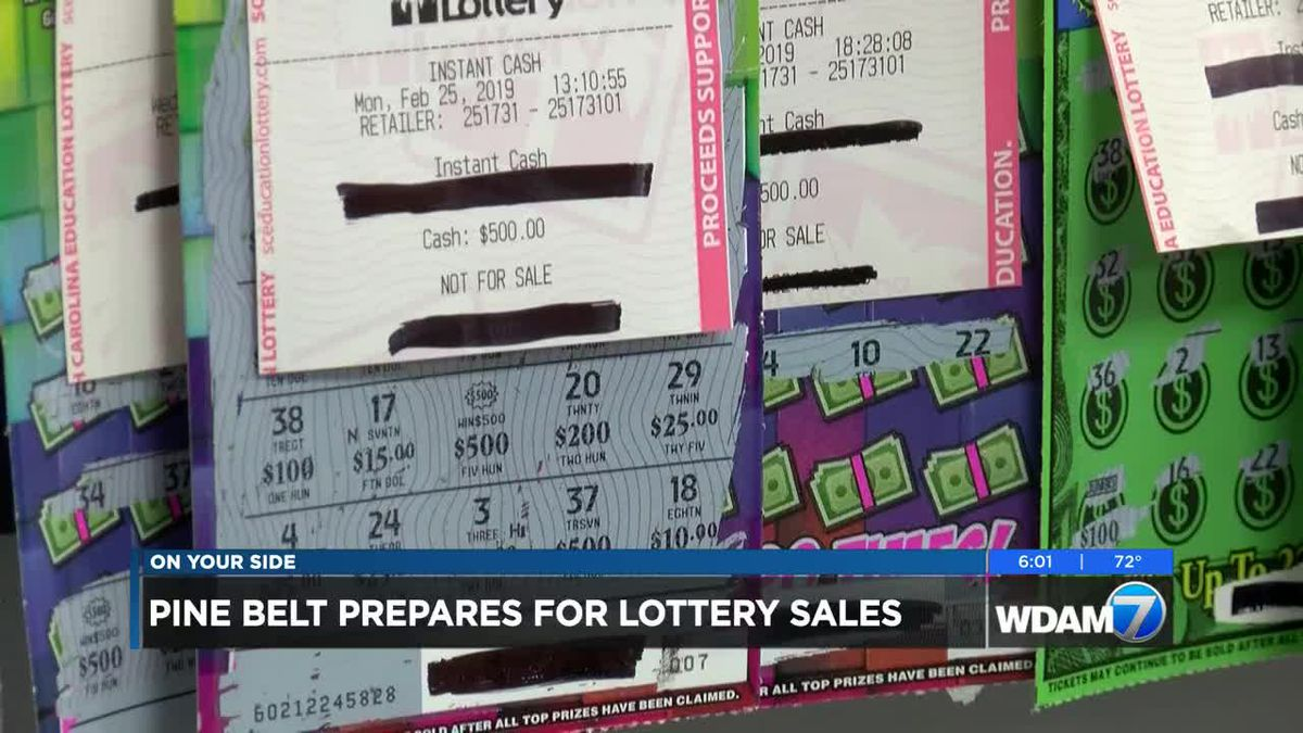 Pine Belt vendors prepare for lottery