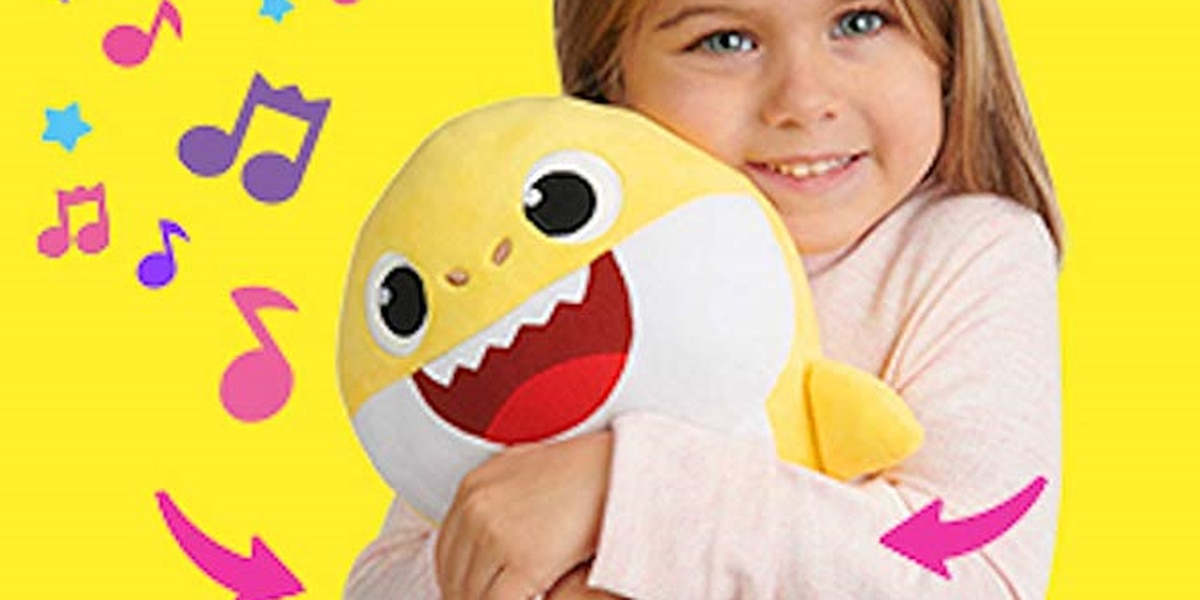 A parent's worst nightmare: Singing Baby Shark toys for sale on Amazon