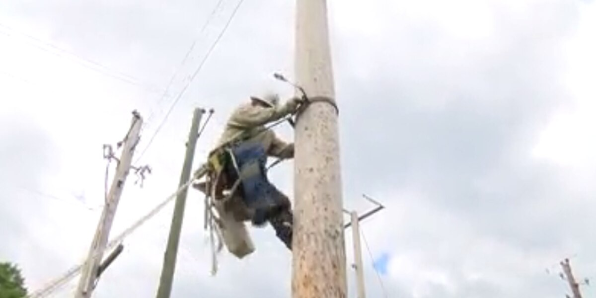 Recognizing electric lineman appreciation month