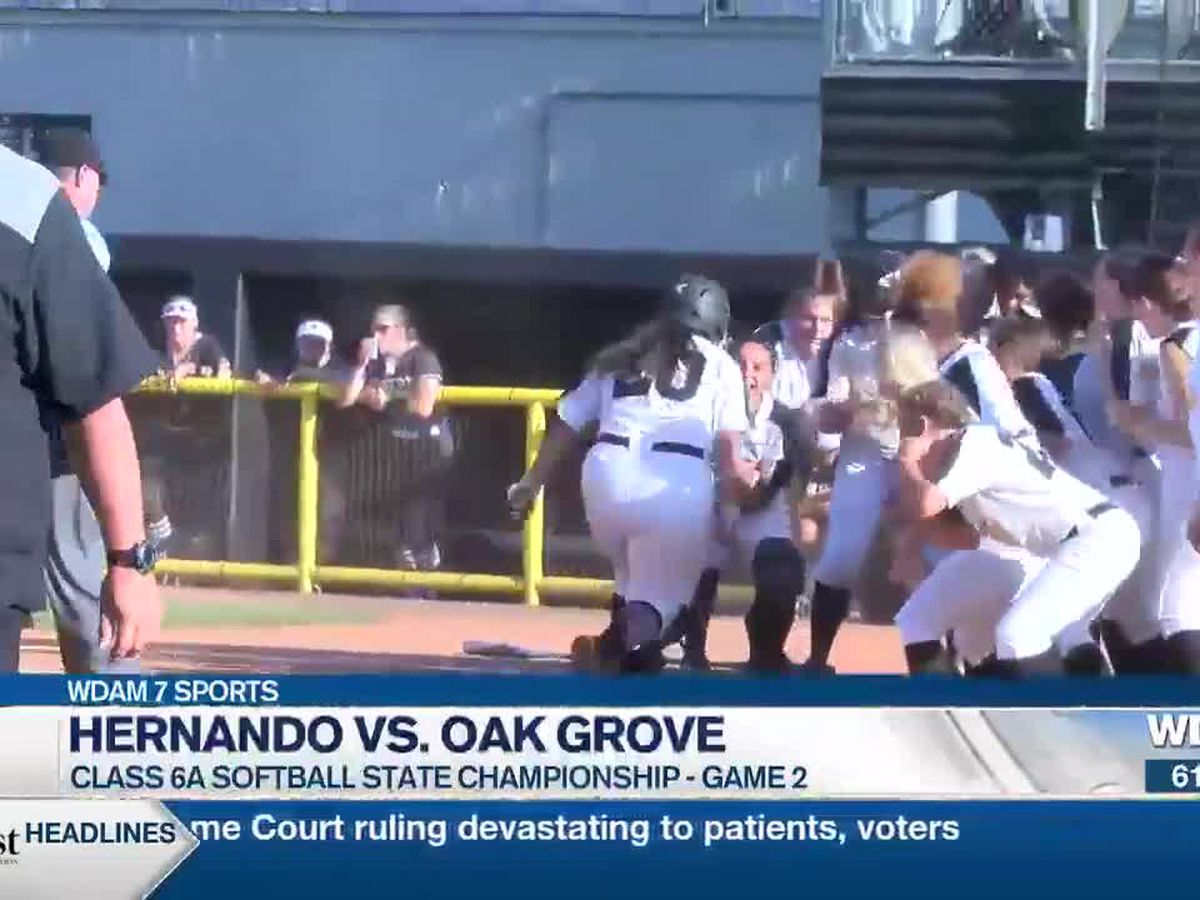 Oak Grove defeats Hernando 4-2, forces Game 3 in 6A State Championship