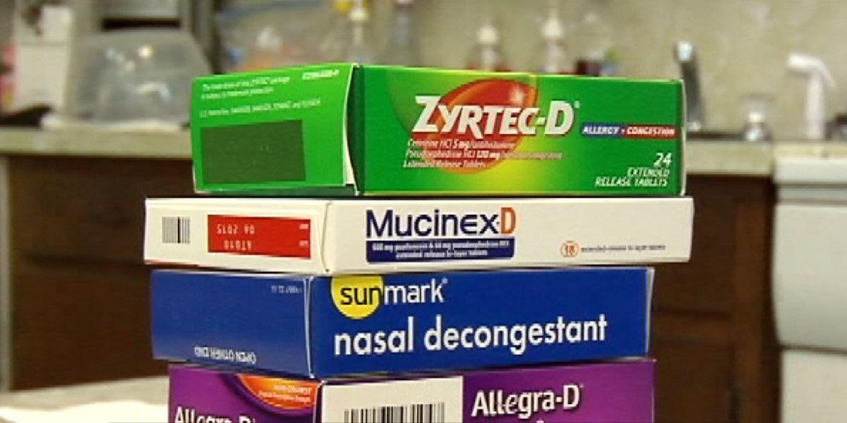 Miss. Senate passes bill that would make it easier to buy drugs containing pseudoephedrine