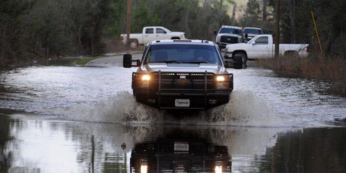 Top 5 Pine Belt Weather Events of 2016
