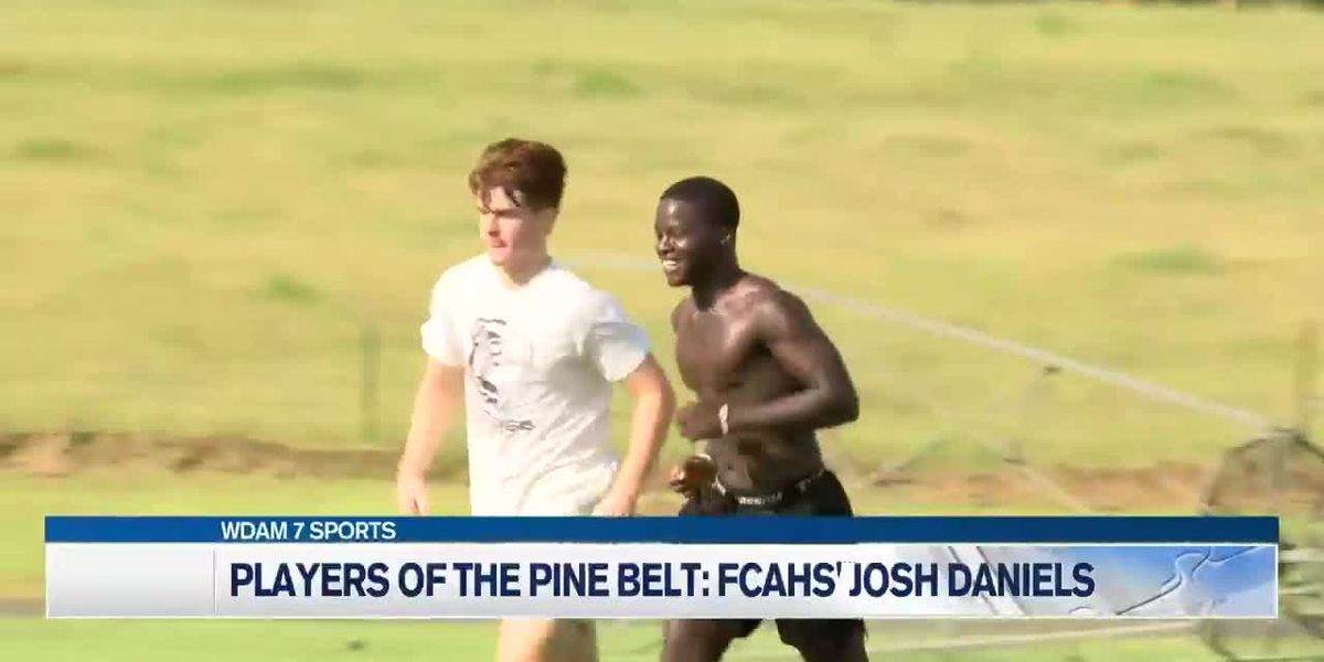 Players of the Pine Belt: FCAHS' Josh Daniels wants his senior season to happen