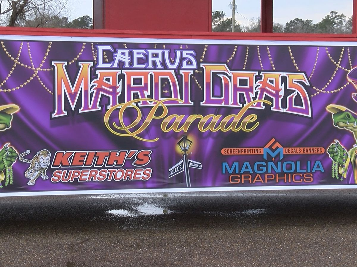 Organizers getting ready for 7th Hattiesburg Mardi Gras parade