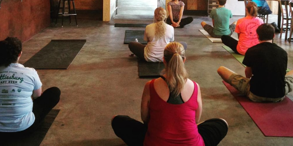 Free yoga class for International Yoga Day