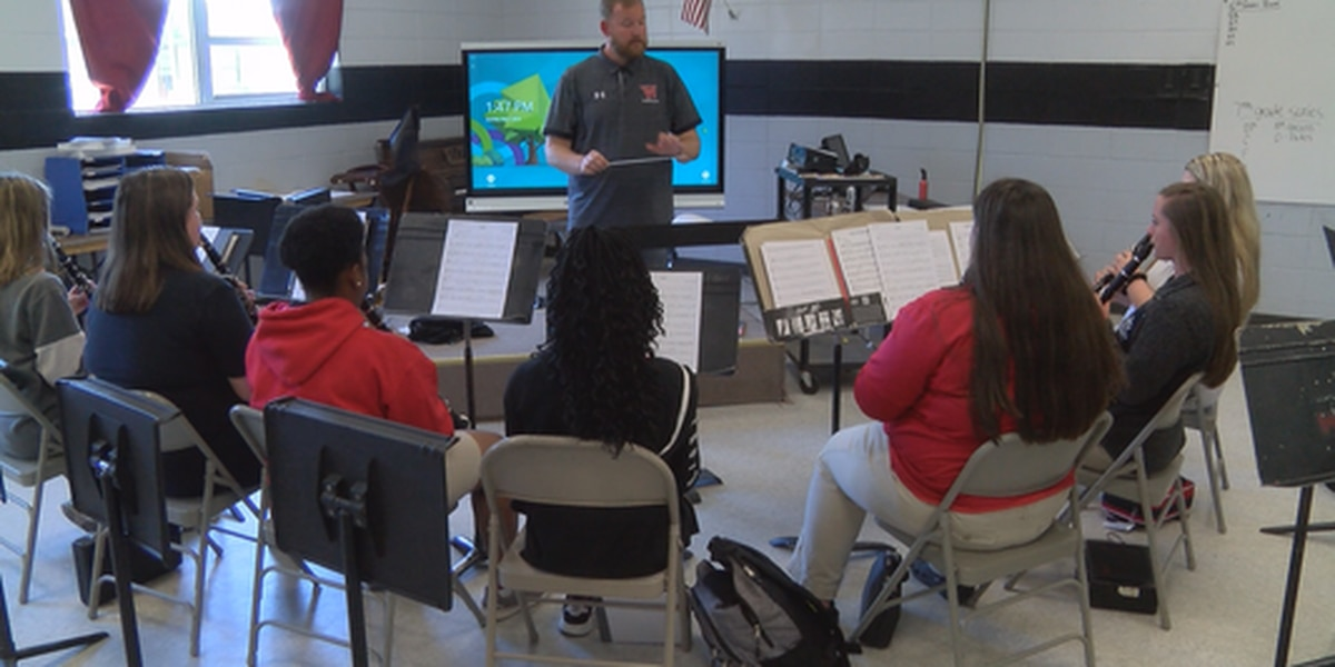 West Marion band submits video for $100K grant