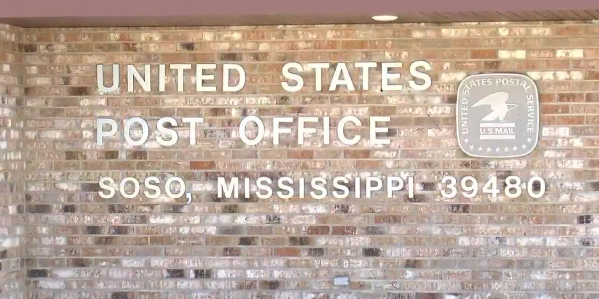 Soso Post Office reopens after repairs from April 12 tornados