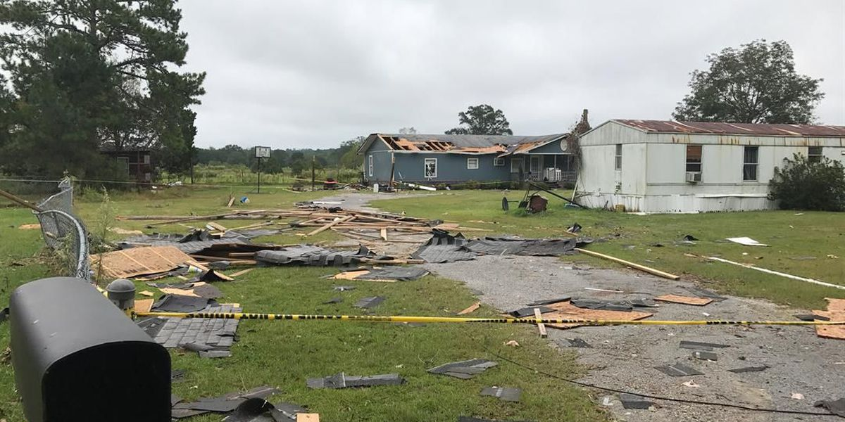 Damage reported in Wayne County due to Hurricane Nate