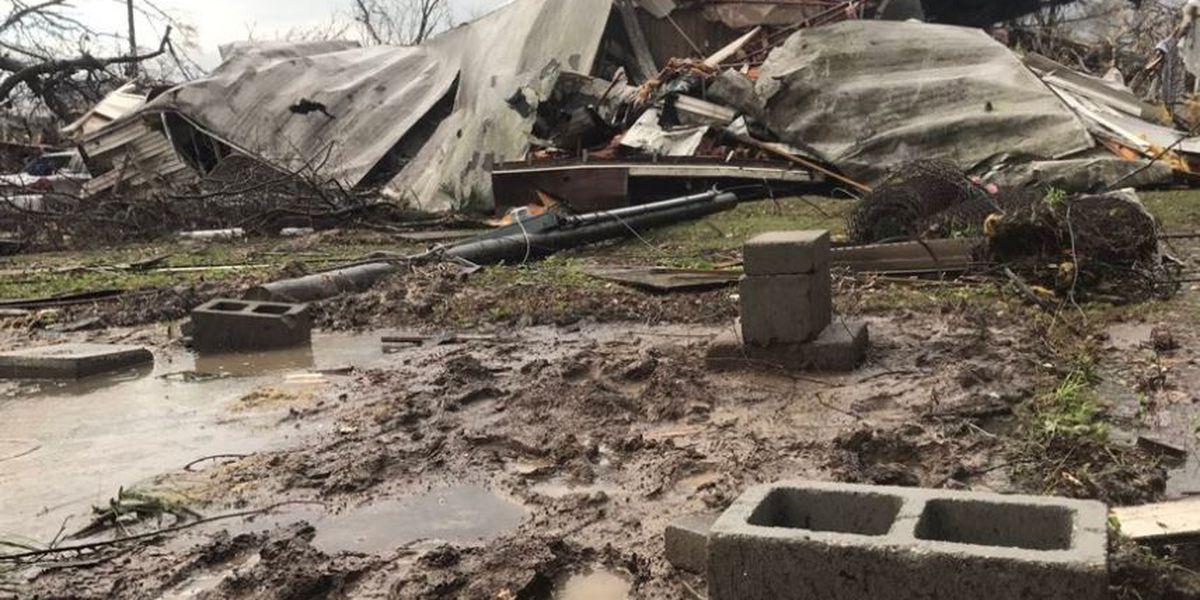 WATCH LIVE: Gov. Bryant holds press conference on storm damage