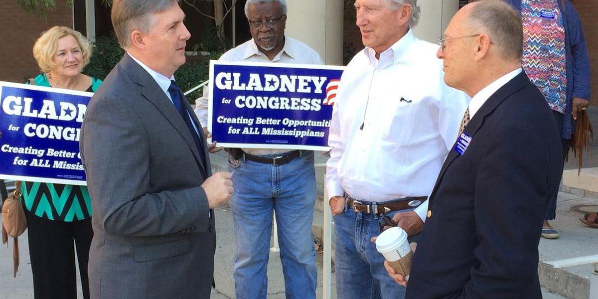 Gladney critical of Palazzo veteran votes on eve of USM debate