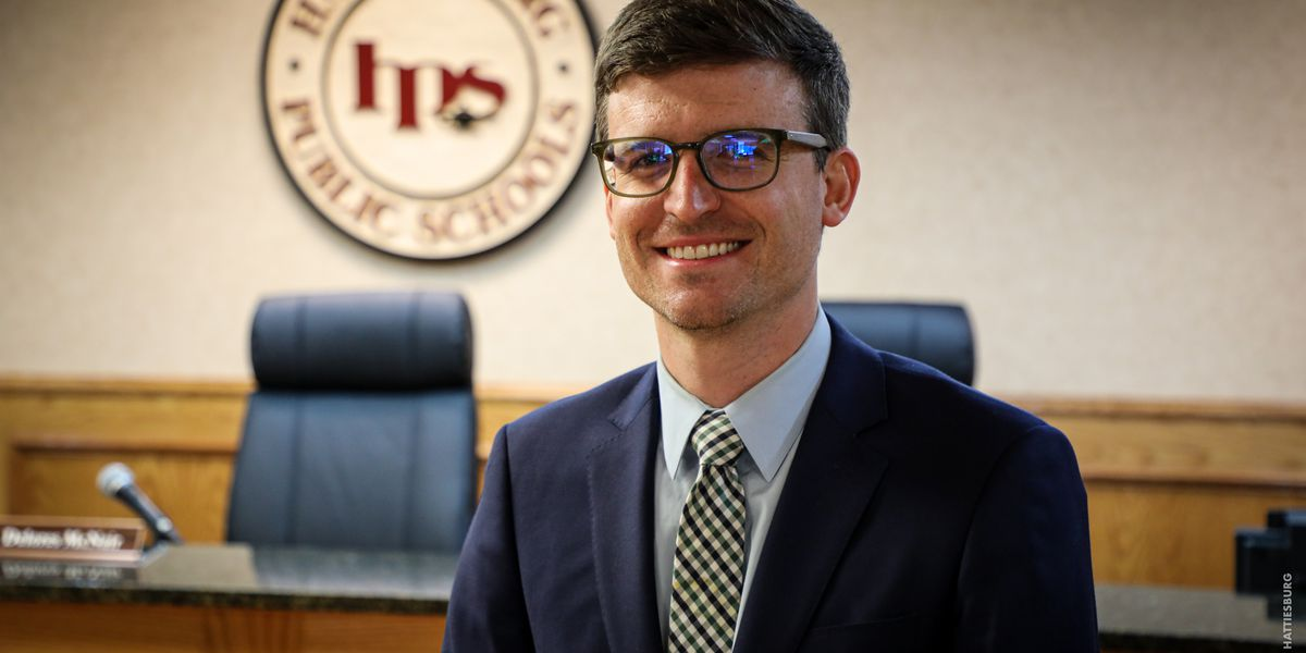 Barker nominates Hattiesburg lawyer for school board seat
