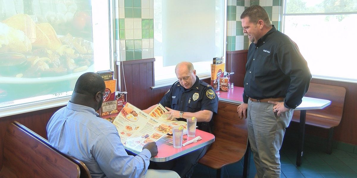 Mississippi Huddle Houses honor Pine Belt first responders with free meals