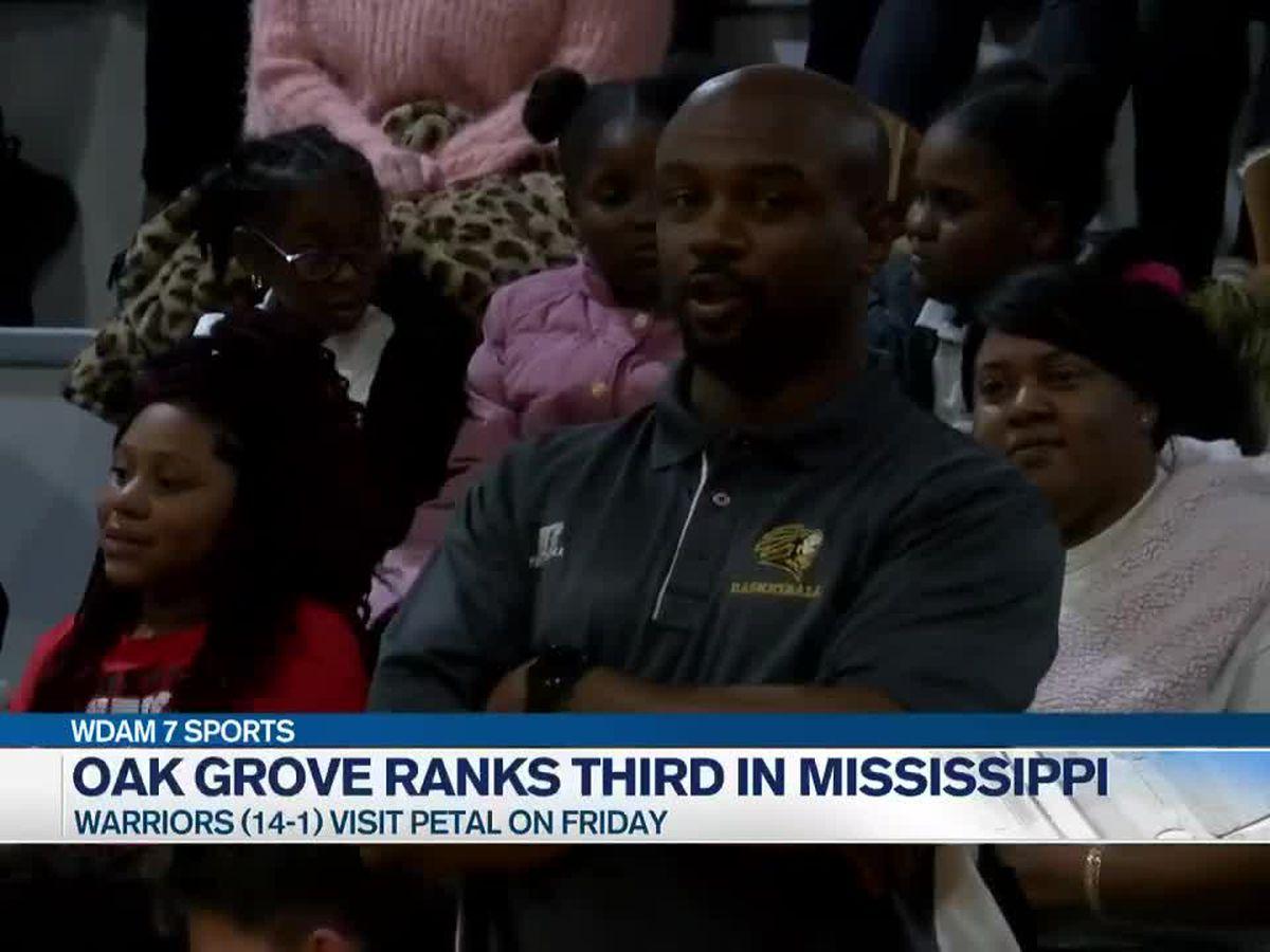 Oak Grove basketball climbing state ranks