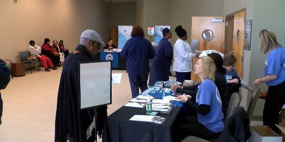 SCRMC hosts community health fair in Laurel