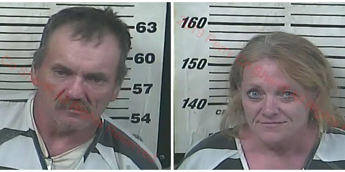 2 arrested after deputies find drugs, guns during traffic checkpoint in Perry County