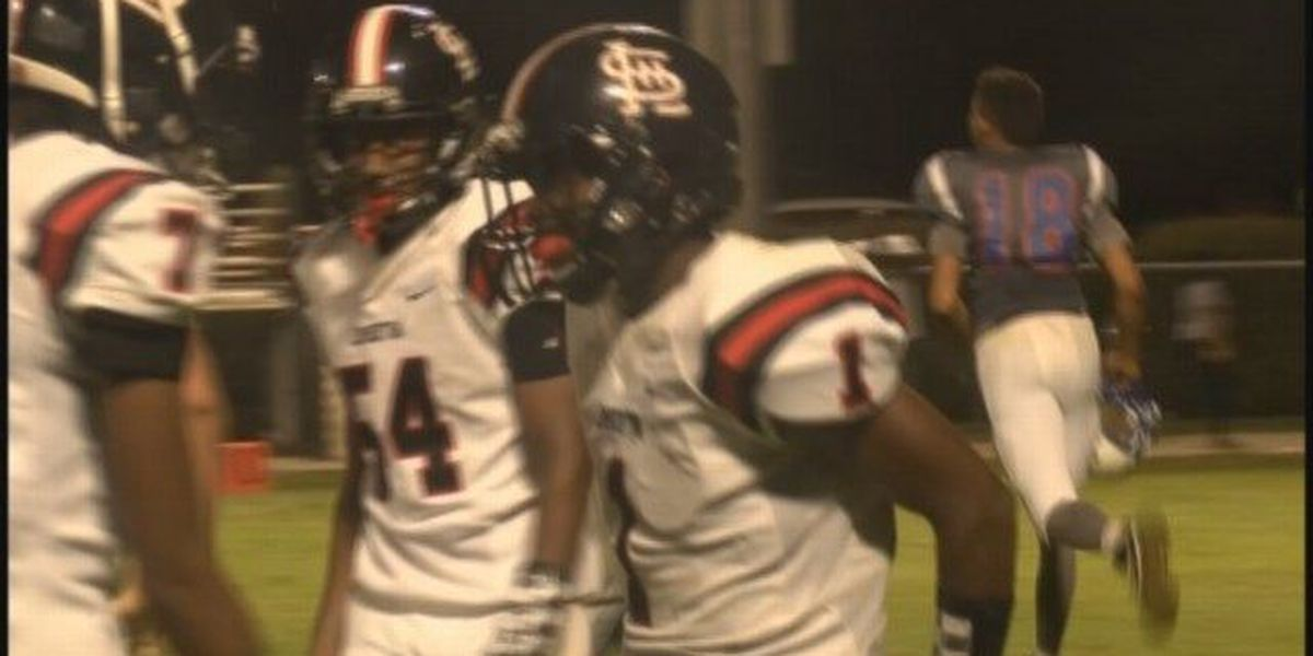 Lumberton outlasts North Forrest, 12-8