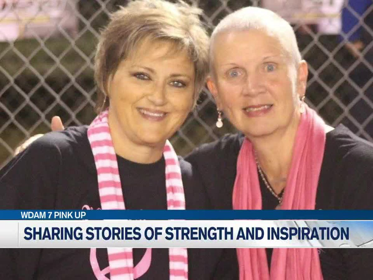 Breast cancer survivor empowers others