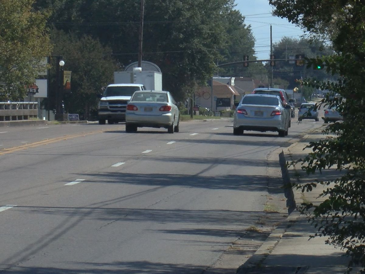 Repaving on Hardy Street to begin in coming weeks