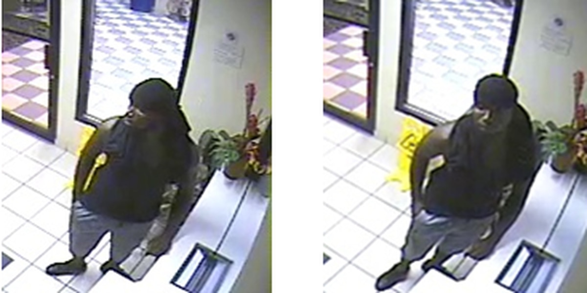 HPD releases photo of hotel robbery suspect