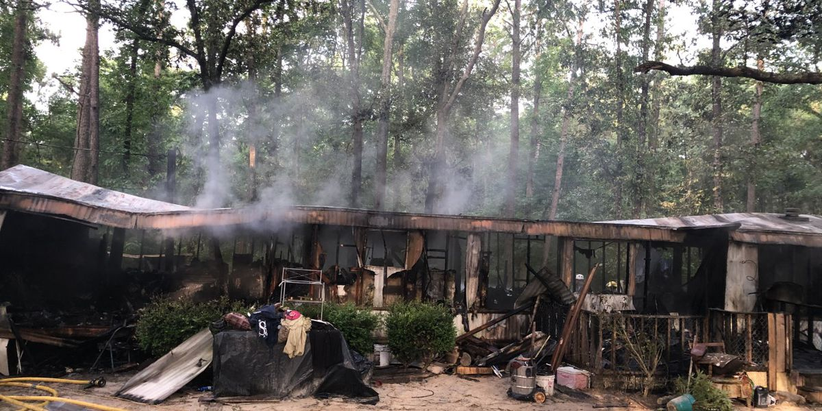 Two house fires reported in Jones Co. this week