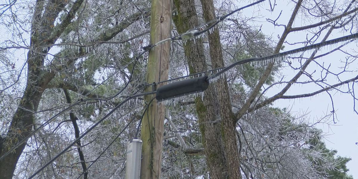 Some power outages in Mississippi could stretch into next week, says Entergy spokesperson