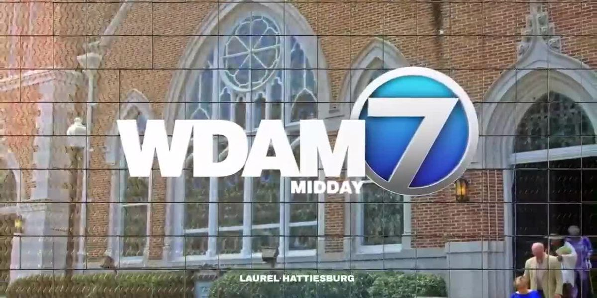 WDAM 7 Headlines at Midday 10/15
