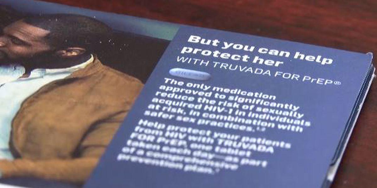 HIV prevention in a pill