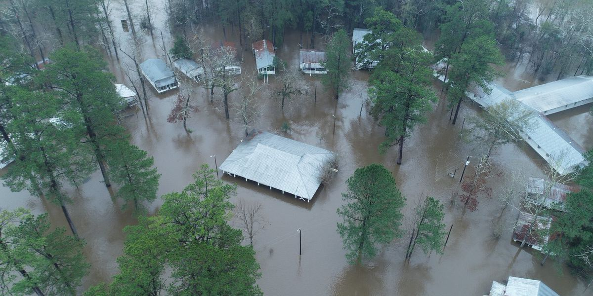 MEMA teams assessing flood damage in South Mississippi