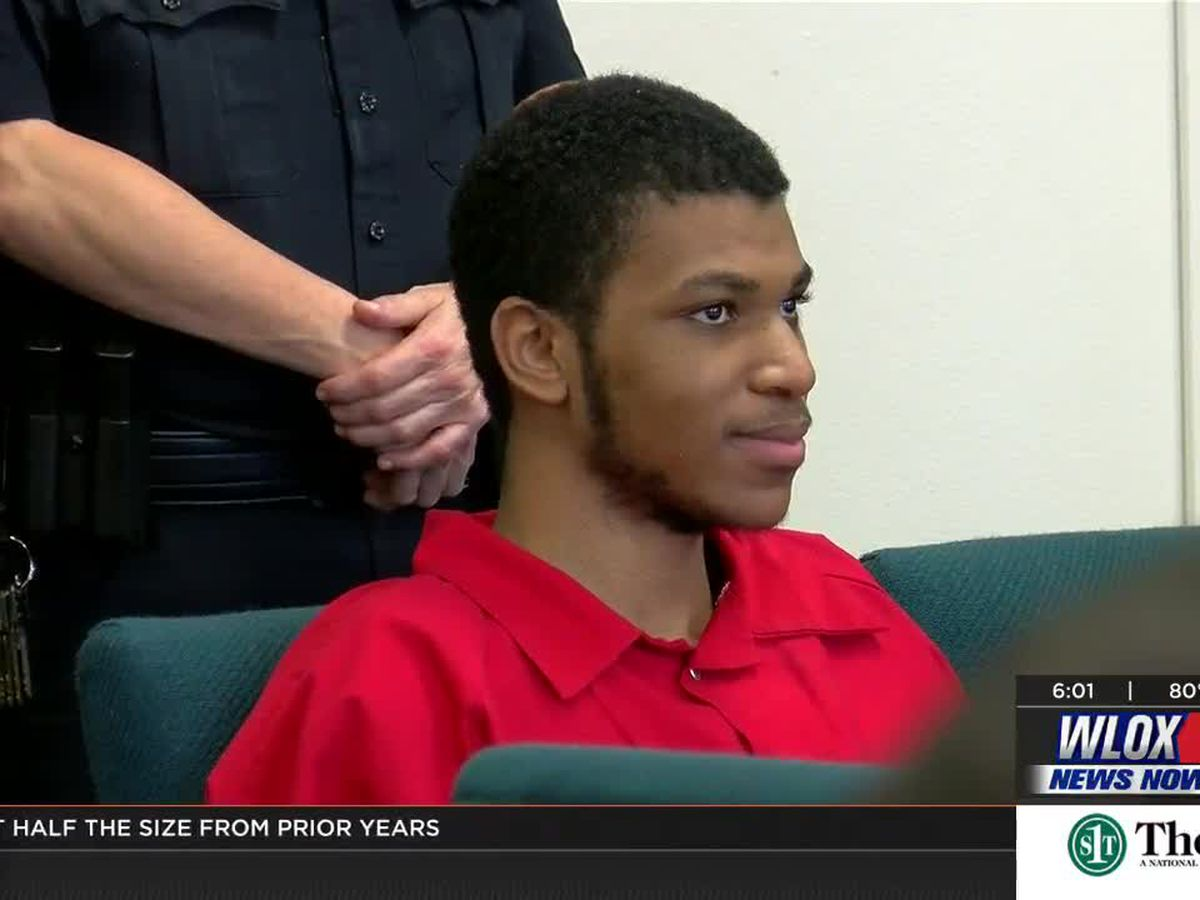 Suspect indicted in shooting death of Biloxi Police officer McKeithen