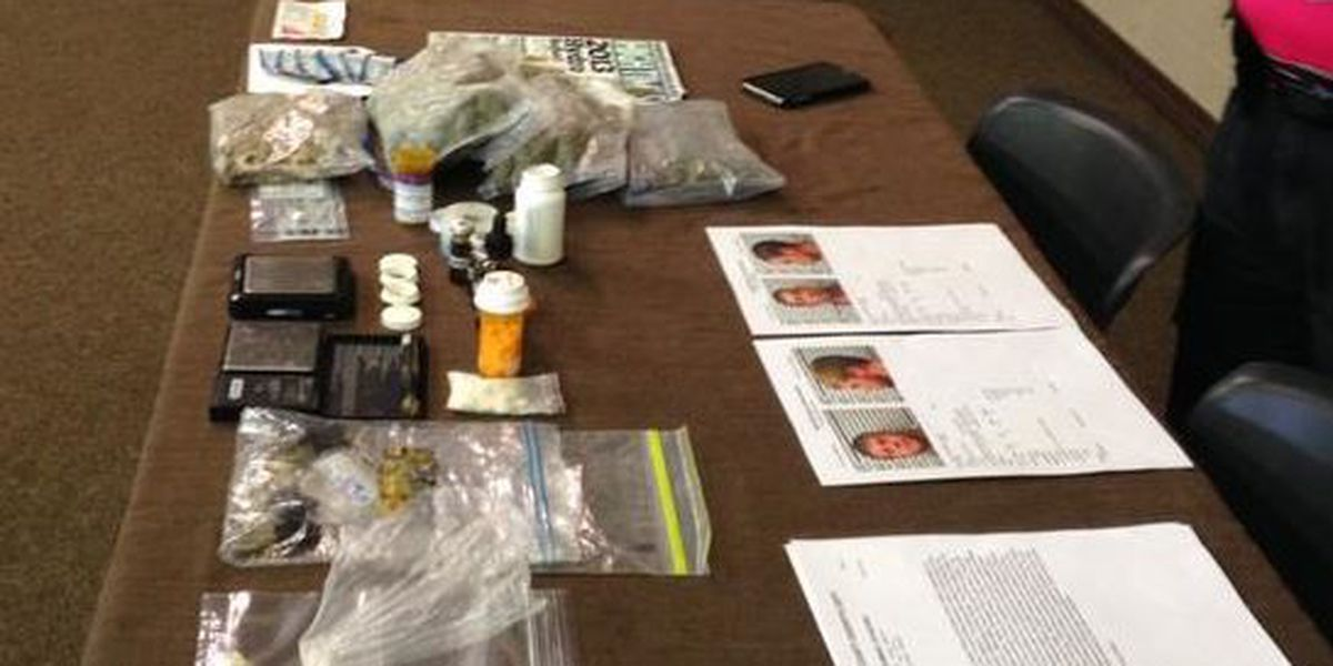 Jones County Sheriff's Department execute large drug bust