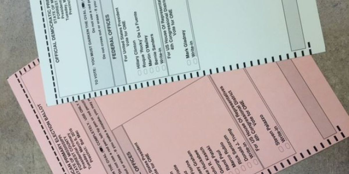 Saturday deadline for MS absentee voting