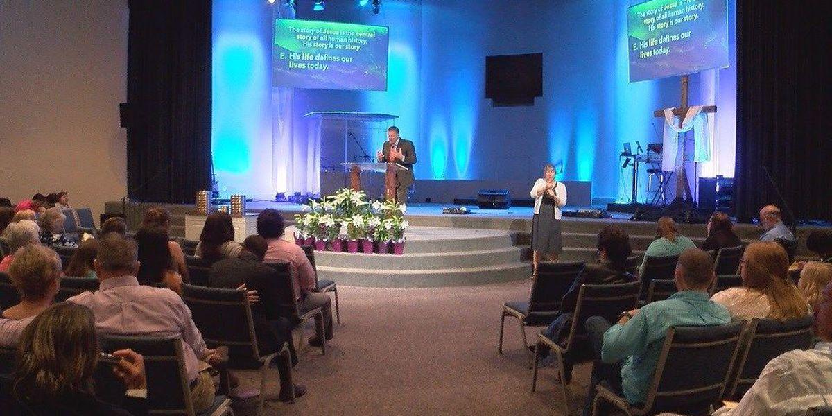 Grace Temple Church celebrates Easter in Pine Belt