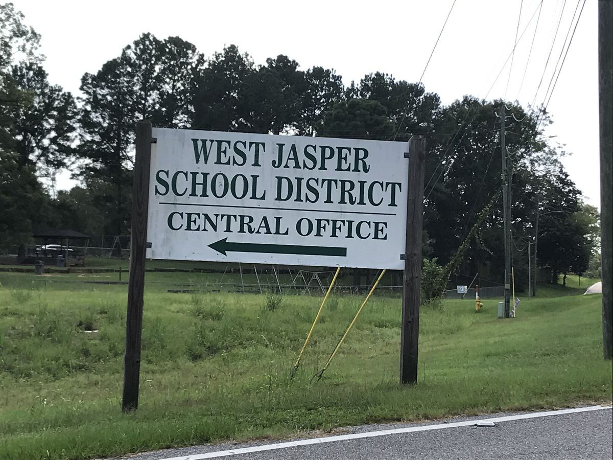 West Jasper superintendent discusses progress of virtual learning