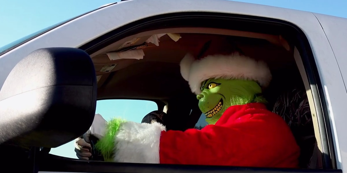 MHP: Don't let the Grinch steal your Christmas