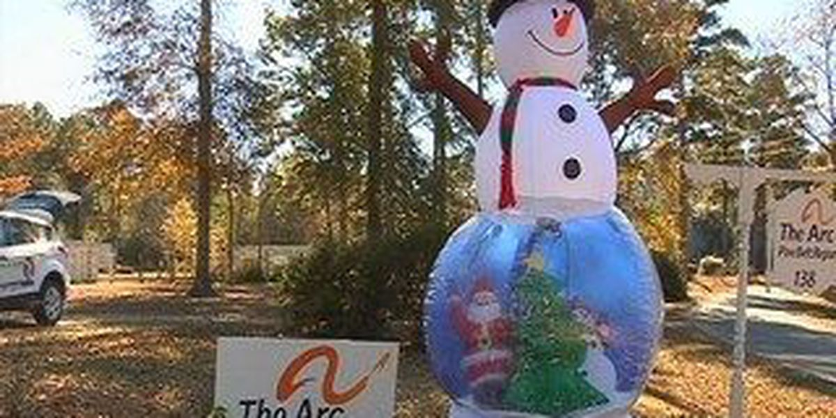 Pine Belt ARC makes Christmas merry for many