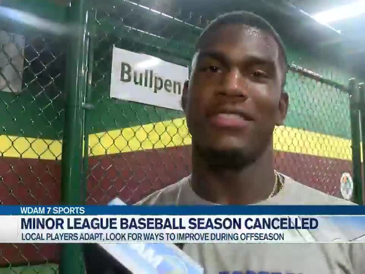 Local players plot next move with MiLB season cancelled