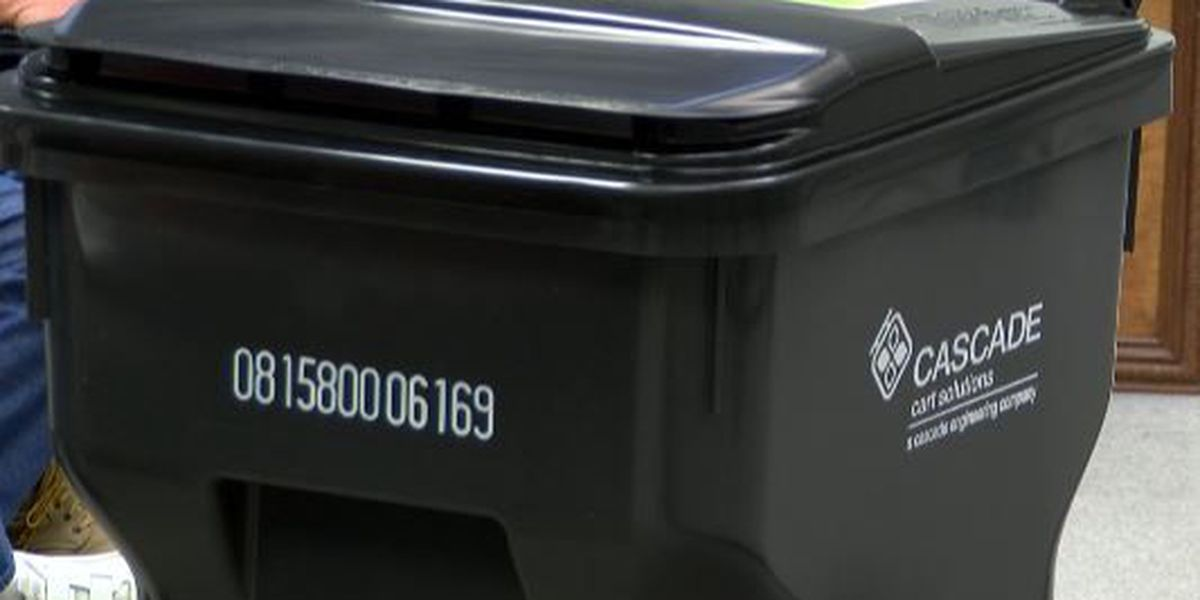 Lamar County to test automated trash pickup
