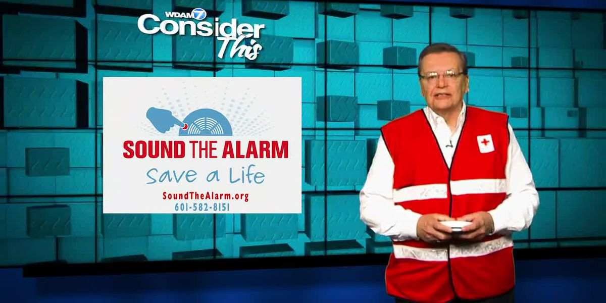 Consider This: Red Cross, HFD call for volunteers to 'Sound the Alarm'