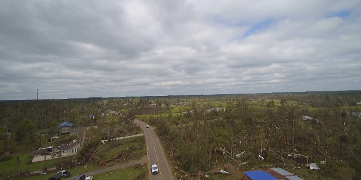 Remembering the deadly Easter tornado outbreak one year later
