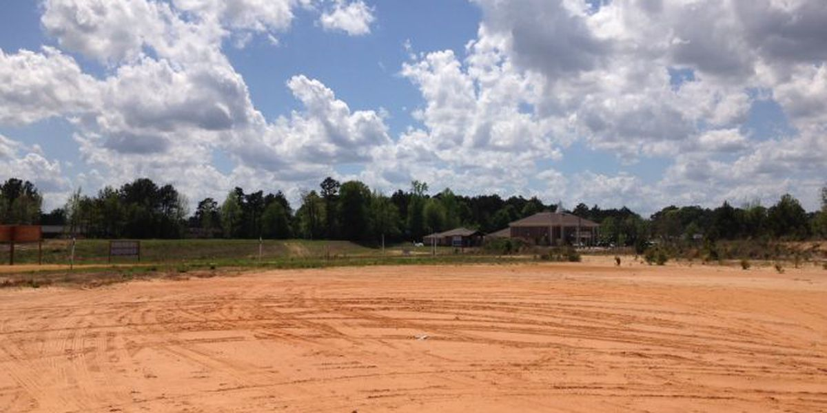 Petal announces ground breaking for new animal clinic