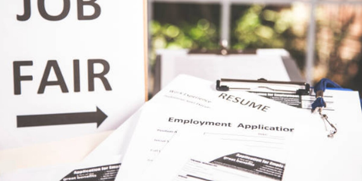 HAPPENING TODAY: Job fair in Lucedale