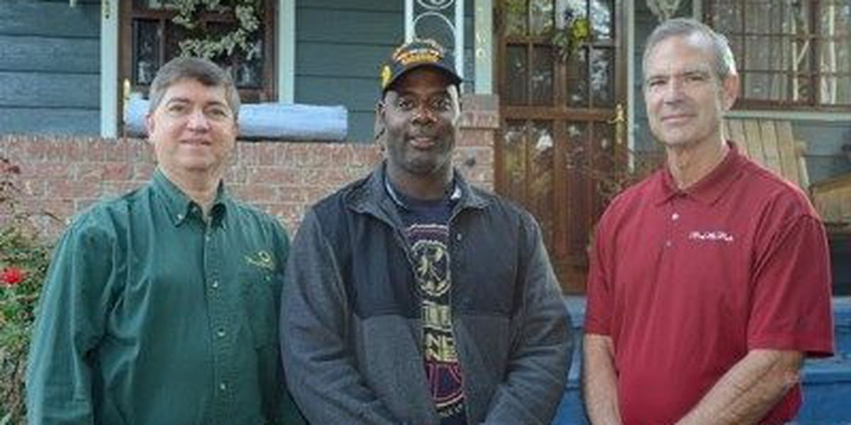 RiverHills Bank, FHLB Dallas award first HAVEN grant in Mississippi to help Navy veteran repair home