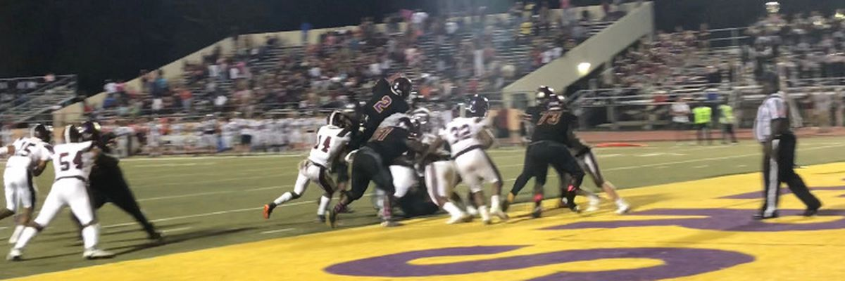 Offensive outburst lifts Tigers past Picayune, 49-35