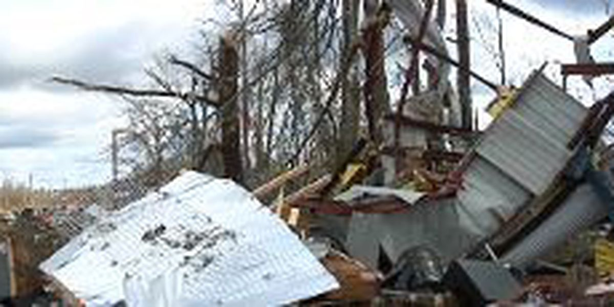 Columbia tornado survivors are counting their Blessings