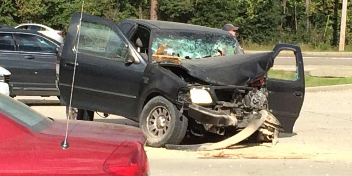 1 injured in Highway 49 accident